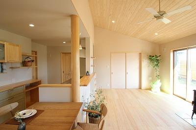 奈良で高性能な注文住宅の木の家なら平野木材