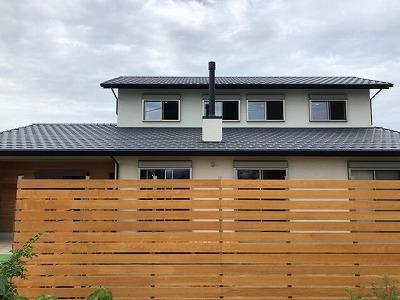 奈良で注文住宅外構なら平野木材
