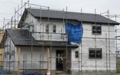 奈良で注文住宅木の家の屋根ふき工事なら平野木材へ