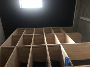 奈良で注文住宅土間収納なら平野木材