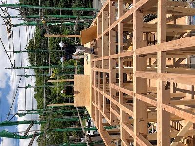 奈良パッシブの快適な木の家平野木材