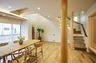 奈良でおしゃれな木の家なら平野木材