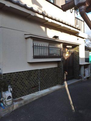 奈良でリフォーム玄関なら平野木材