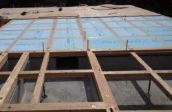 奈良注文住宅木の家棟上げ準備なら平野木材
