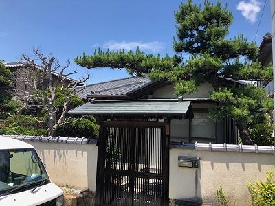 奈良の木の家注文住宅工務店の平野木材がリフォームする和風住宅