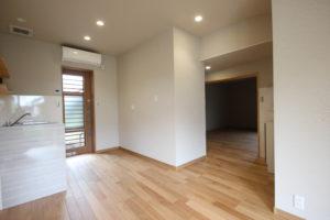 奈良の木の家注文住宅工務店の平野木材がリフォームしたリビング
