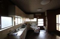 奈良で旧家リフォーム古民家再生の工務店のキッチンなら平野木材へ