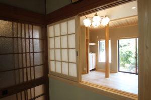 奈良で旧家リフォーム古民家再生の工務店なら平野木材へ