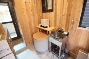 奈良で旧家リフォーム古民家再生の工務店の水廻り改修なら平野木材へ