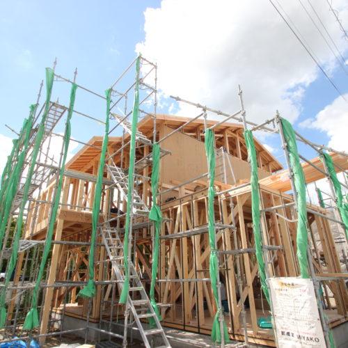 奈良で子育て世代の木の家注文住宅なら平野木材