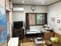 奈良で古民家旧家リフォームのリビング工事なら木の家注文住宅の工務店平野木材へ